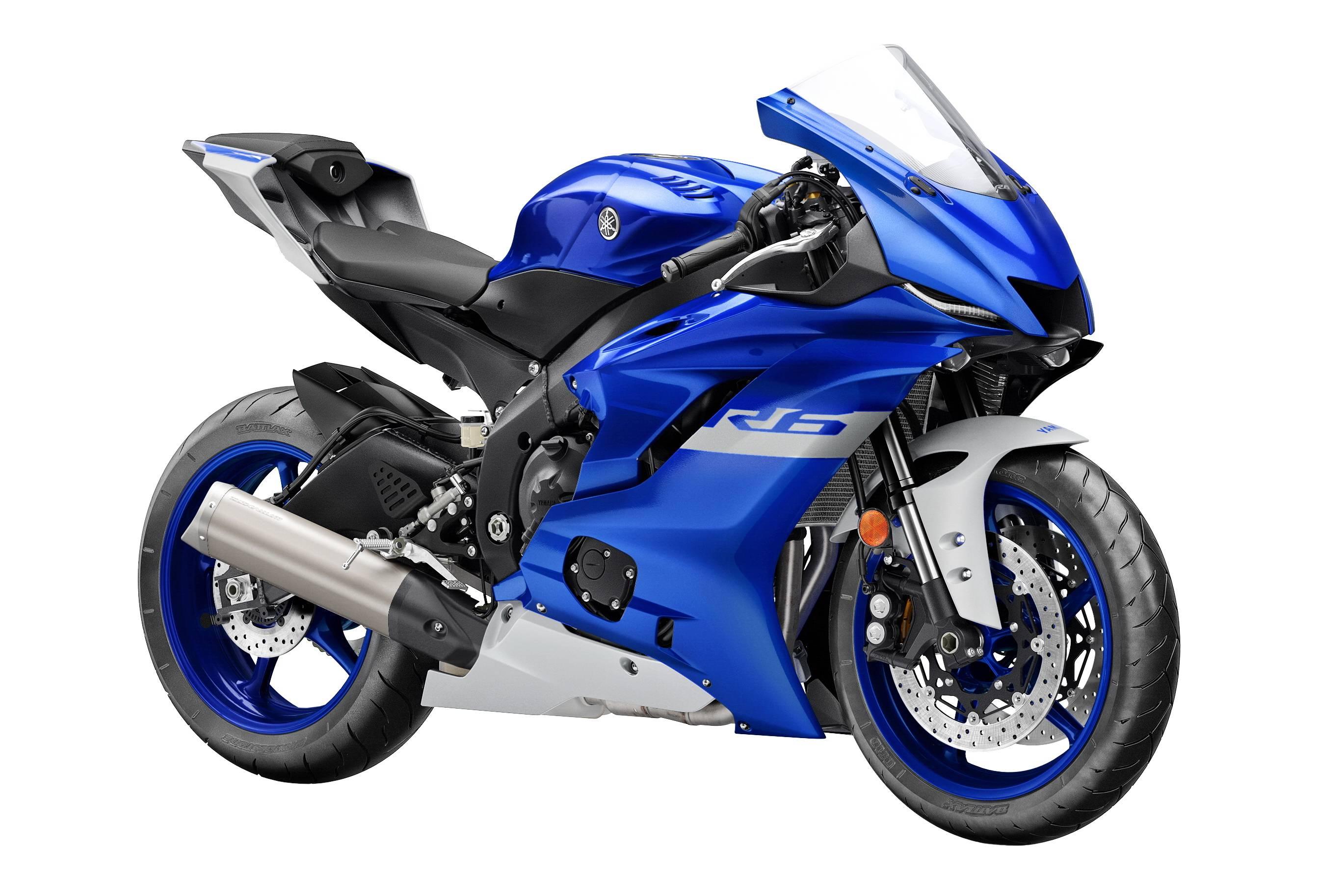 Yamaha YZF-R6 面临停产