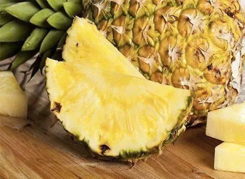 超受欢迎的热带水果——菠萝!不仅好吃,而且好处多多~  第1张