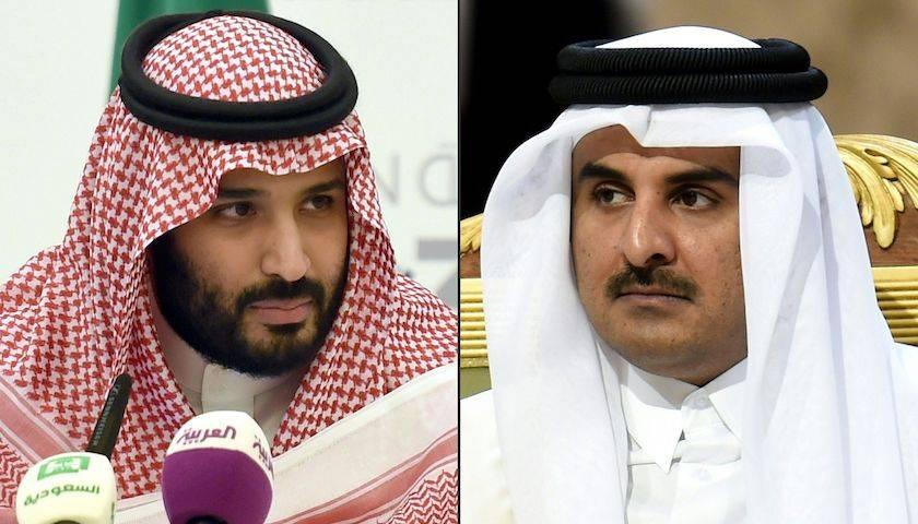 沙特与卡塔尔破冰,为了讨好美国新政府?