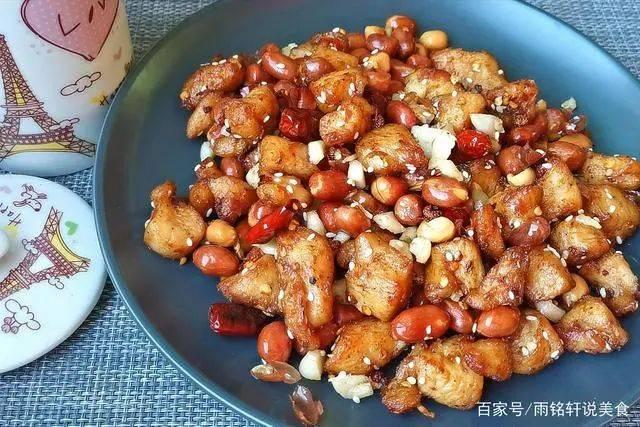 鸡胸肉这样做百吃不厌,麻辣入味,外酥里嫩  第1张