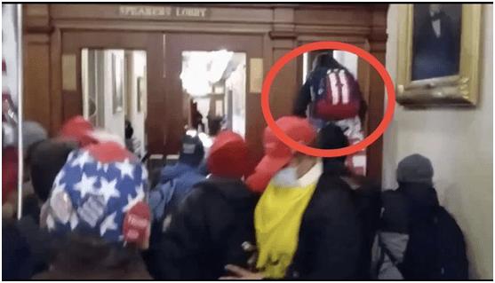 美国国会大厦被枪杀女子系退伍女兵