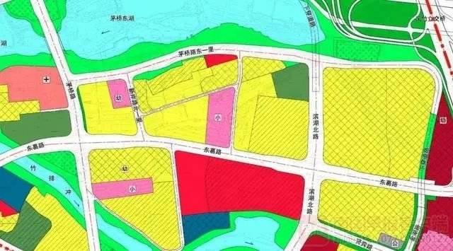 好消息!南宁东葛路新添学校,这块学区要重新划分!