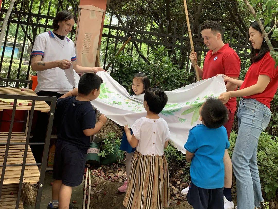 萧山这所幼儿园开启春季招生,园区大环境好,背景实力雄厚!超40%老师是研究生学历  第9张