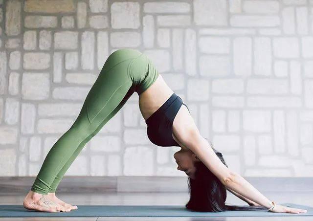 打开瑜伽练习的正确姿势,你做对了吗?_体式