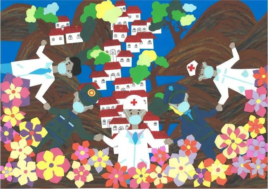 """宿迁市""""美丽中国,我是行动者"""" 青少年绘画获奖作品展示(二)"""