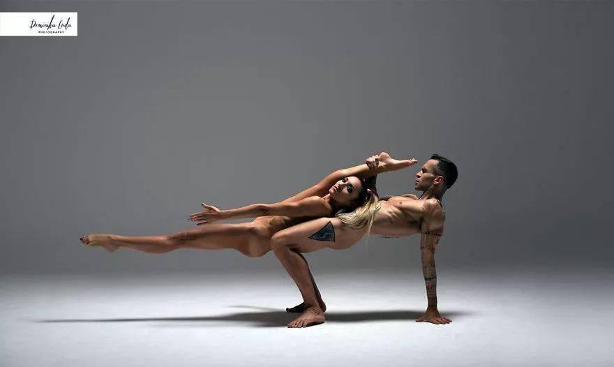 18位运动员全裸性感大片,这样的身材才叫完美!