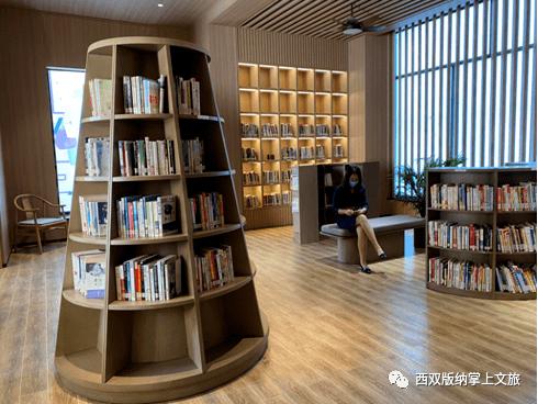 西双版纳州图书馆春江明月分馆开馆啦 欢迎大家前来借阅