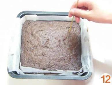 不打发,做个快手小蛋糕,外酥内软,口味浓郁,零食下午茶皆宜
