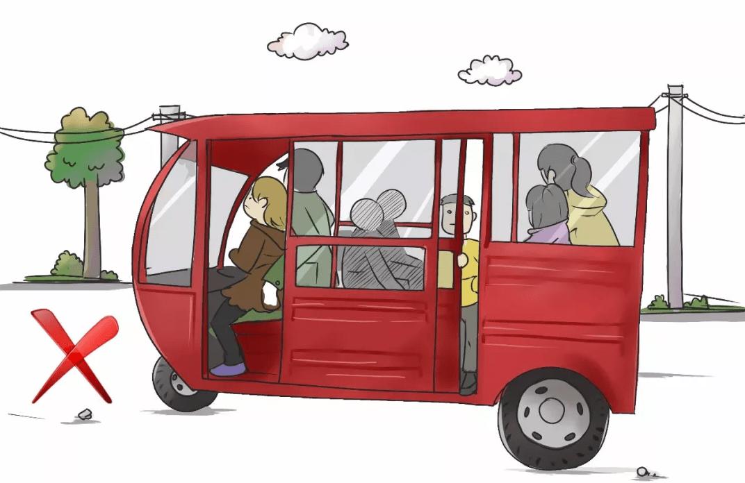 集中整治!北京警方已查获1165辆非法电动三四轮车