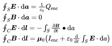 【最美公式】最美的公式:你也能懂的麦克斯韦方程组  第31张