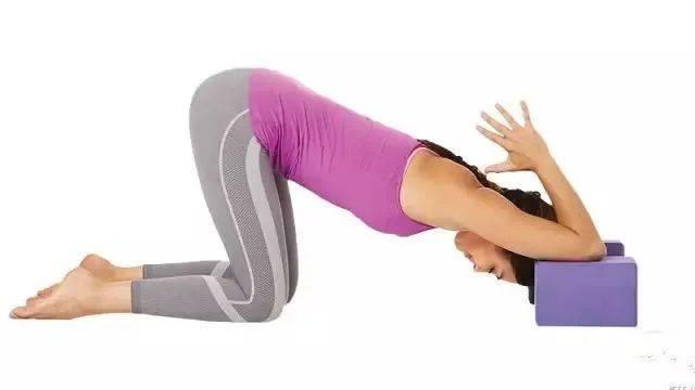 """瑜伽高级体式 """"臣妾做不到"""" ?方法多的是..."""