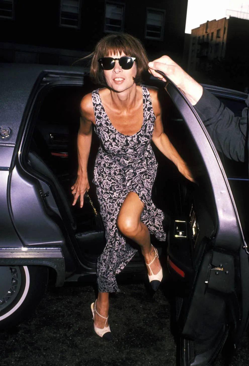 时尚女魔头的穿衣经:风格比潮流更重要