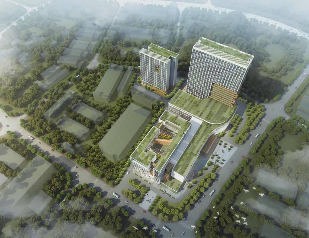331亿!龙华45个重大项目集中开工,龙实小学部等在列