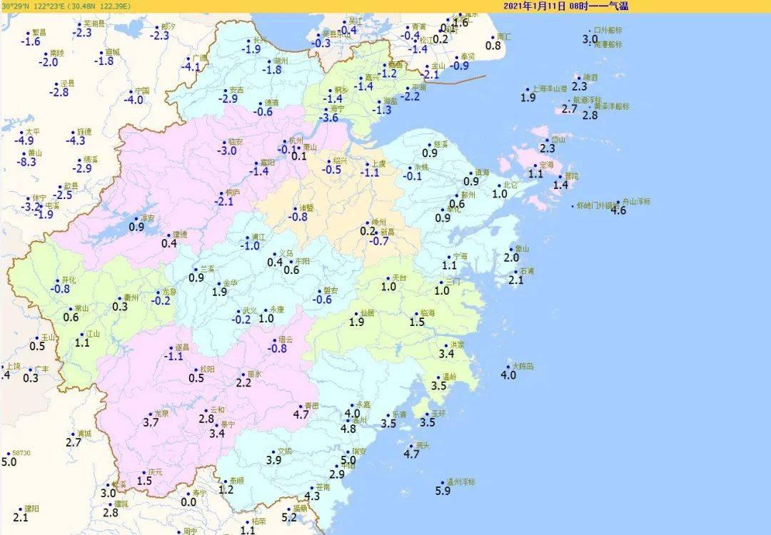 直冲20℃的气温要来了,但是这天开始天气又要反转了......