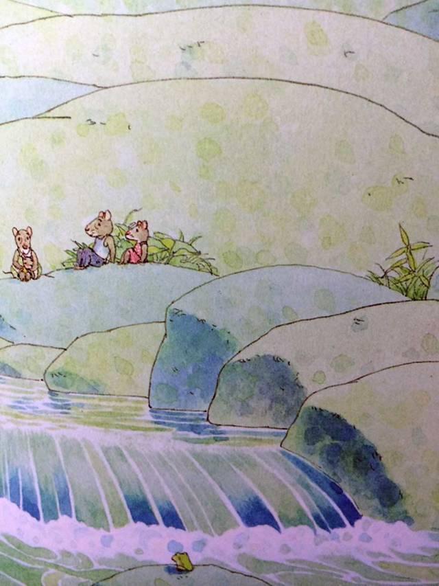 有声绘本:14只老鼠洗衣服  第15张