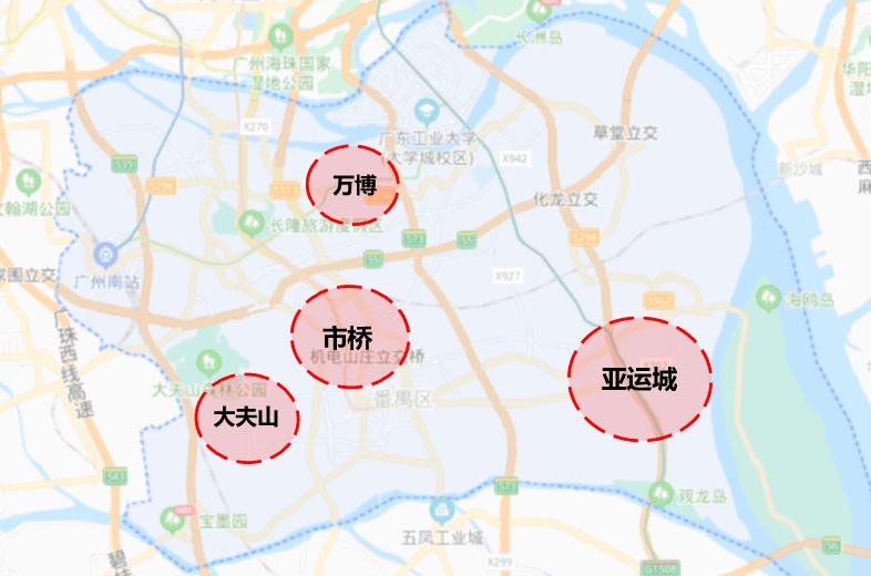 见惯了南沙、黄埔楼市的烈火烹油,不妨看看广州市场的另一面,成交惨淡,业主慌了!