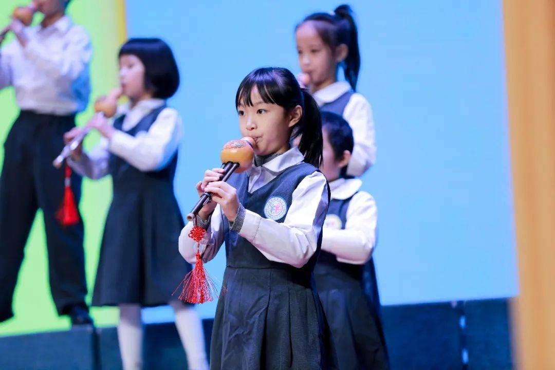 【多彩实小】丝润童心,逐梦飞翔 ——大良实验小学葫芦丝选修班汇报演出