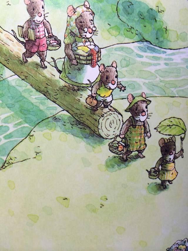 有声绘本:14只老鼠洗衣服  第6张