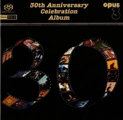 高德平台指定注册【享乐特惠】如临现场般的纯美音效:瑞典发烧名厂Opus3纪念精选辑 黑胶LP/SACD
