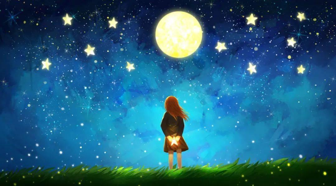 夜分享丨没有不精彩的人生,只有不努力的自己