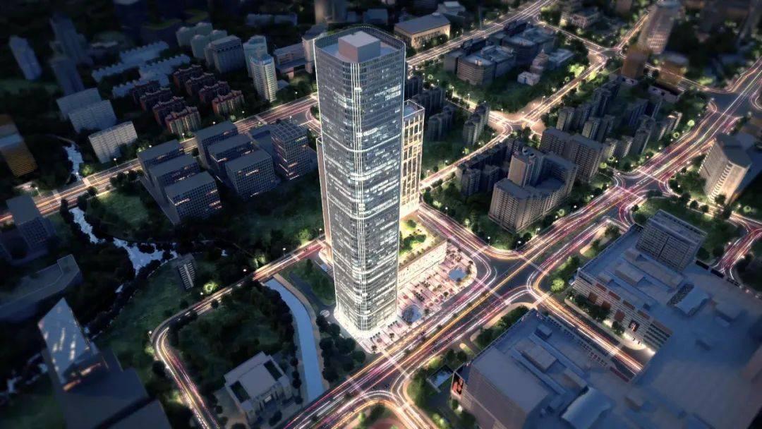 2000亿商圈,终迎220米地标!这是城市下一个十年!