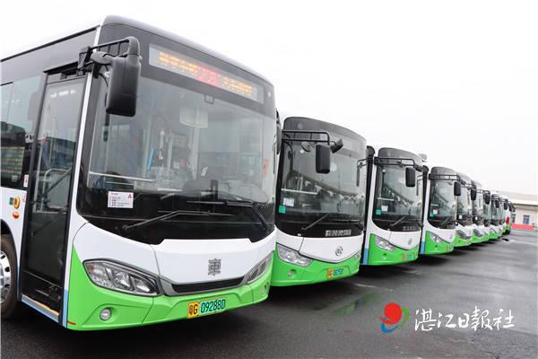 73辆纯电动公交车春节前投入使用