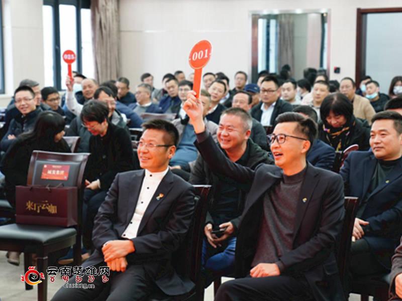 大姚县铁锁乡百年咖啡远销上海