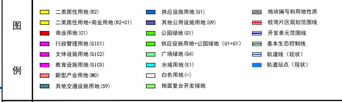 最新,前海总规(草案)来了!规划140公顷宅地,桂湾最多