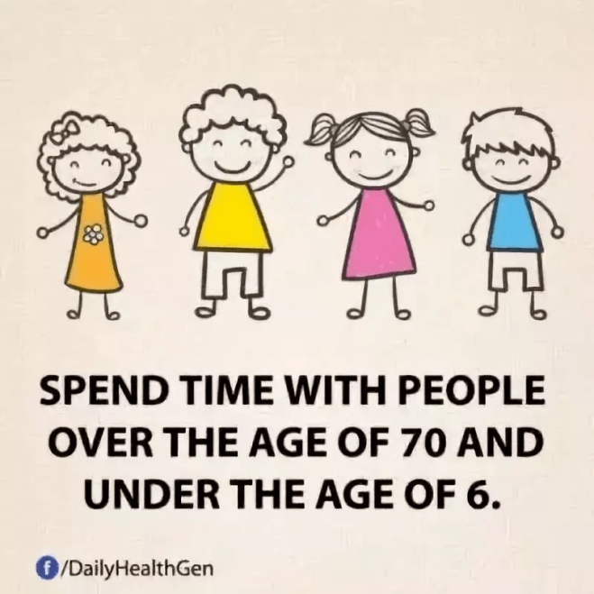 越活越年轻的10个好习惯,请逼自己养成