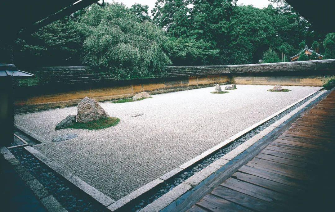 上帝创造自然的美,日本人创造了庭园的美