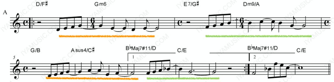 叶贺璞老师是如何写出简洁动听的旋律的?