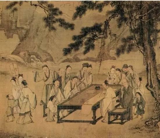 中国绘画纵横导览 | 马远:绘画史上富有独创性的大画家