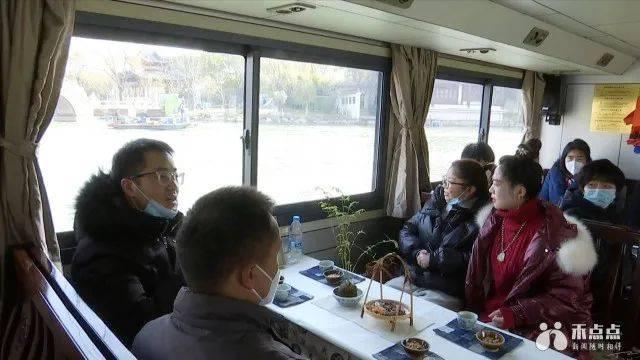 """感受""""嘉""""的温暖!在嘉优秀外地员工乘九水巴士感受运河文化"""