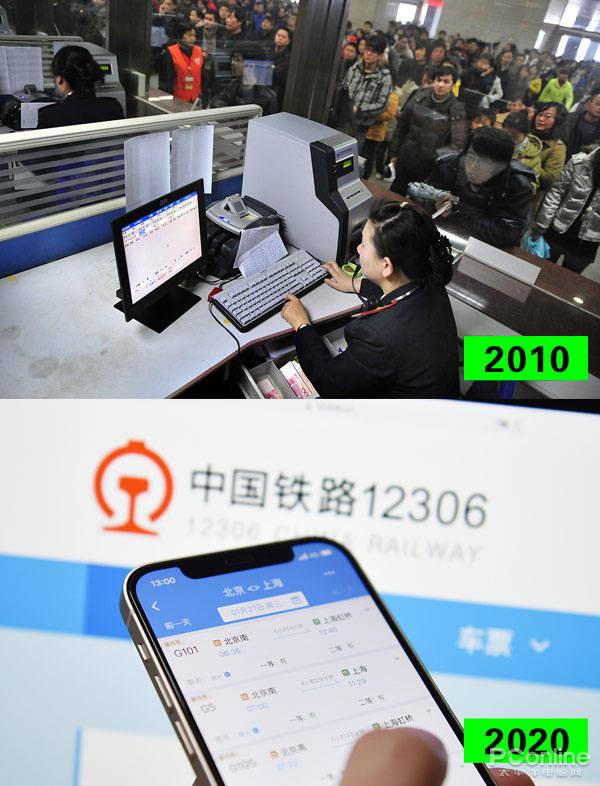 21世纪已过两个十年!十年前这些场景还记得吗