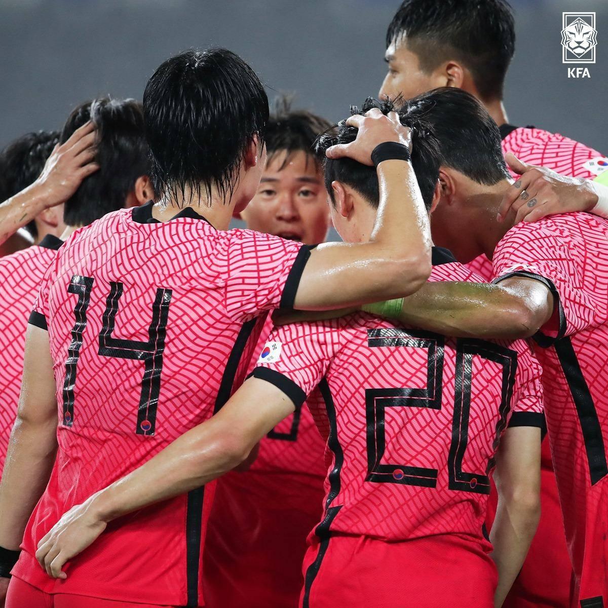 世界杯32队亚洲4.5队,奥运会16队亚洲4队,同样是足球差距这么大