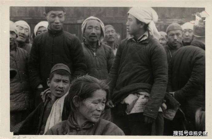 1947年,胡宗南攻占前延安匪区