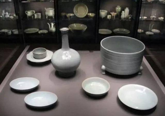 他收藏的汝窑:仅次于台北故宫!