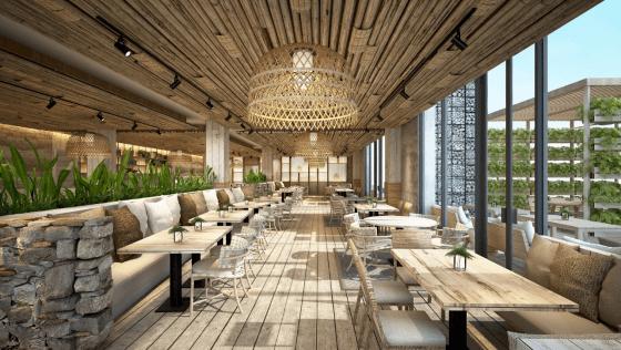 三亚海棠湾阳光壹酒店 1 Hotel 倡导可持续发展理念