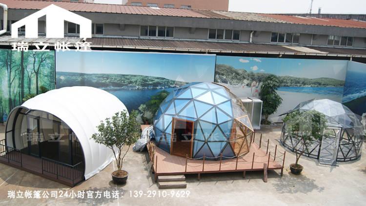 为什么说玻璃球形帐篷是营地帐篷中的王炸