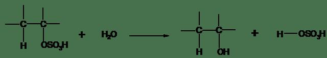 【A-level化学】有机化学中涉及的化学反应大总结