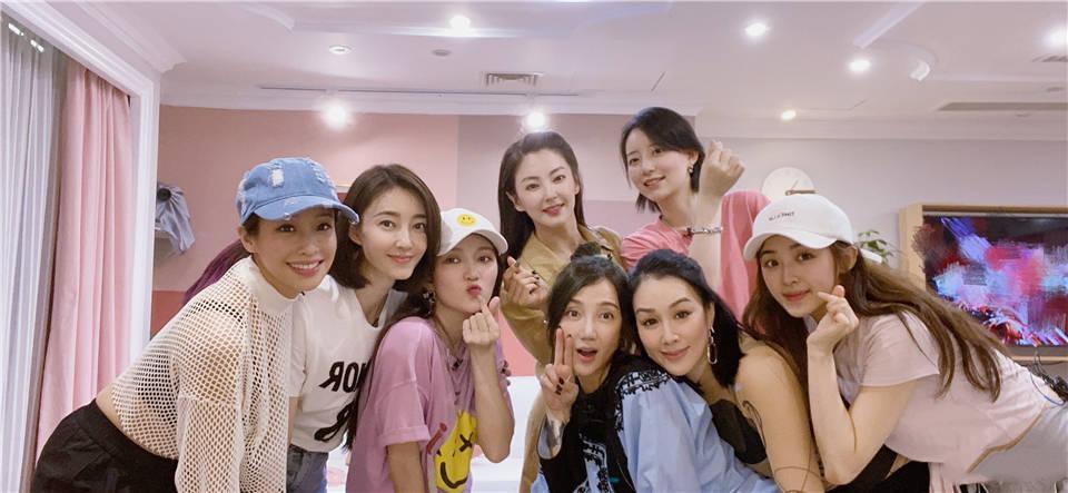 TVB女神VS人鱼公主,《姐姐》钟丽缇、陈松伶潜力大,情怀很加分