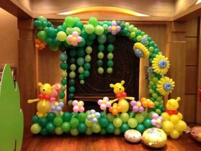 寶寶一歲生日策劃流程,2020寶寶周歲氣球簡單布置