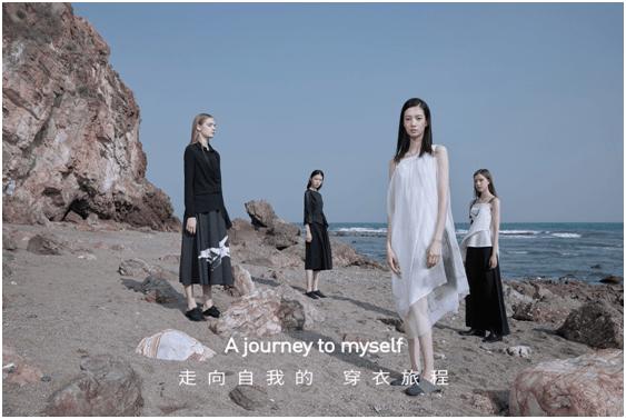 S·DEER圣迪奥携超模cici项偞婧 演绎走向自我的穿衣旅程