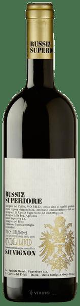 马可费鲁伽卢西斯长相思白葡萄酒2018年份