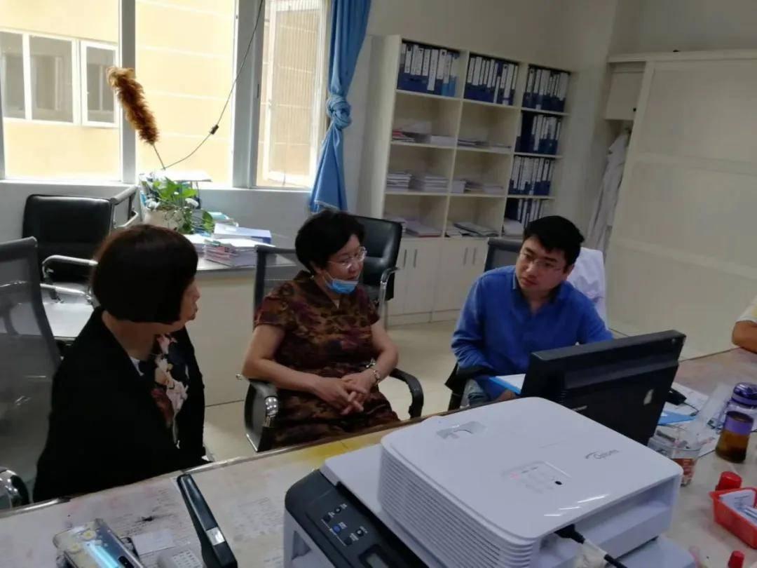 昆明同仁医院与禄劝忠爱医院建立医联体协作
