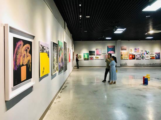 第二屆【大藝家夏季展20】年度大展在柳州市閱甫美術館成功舉辦