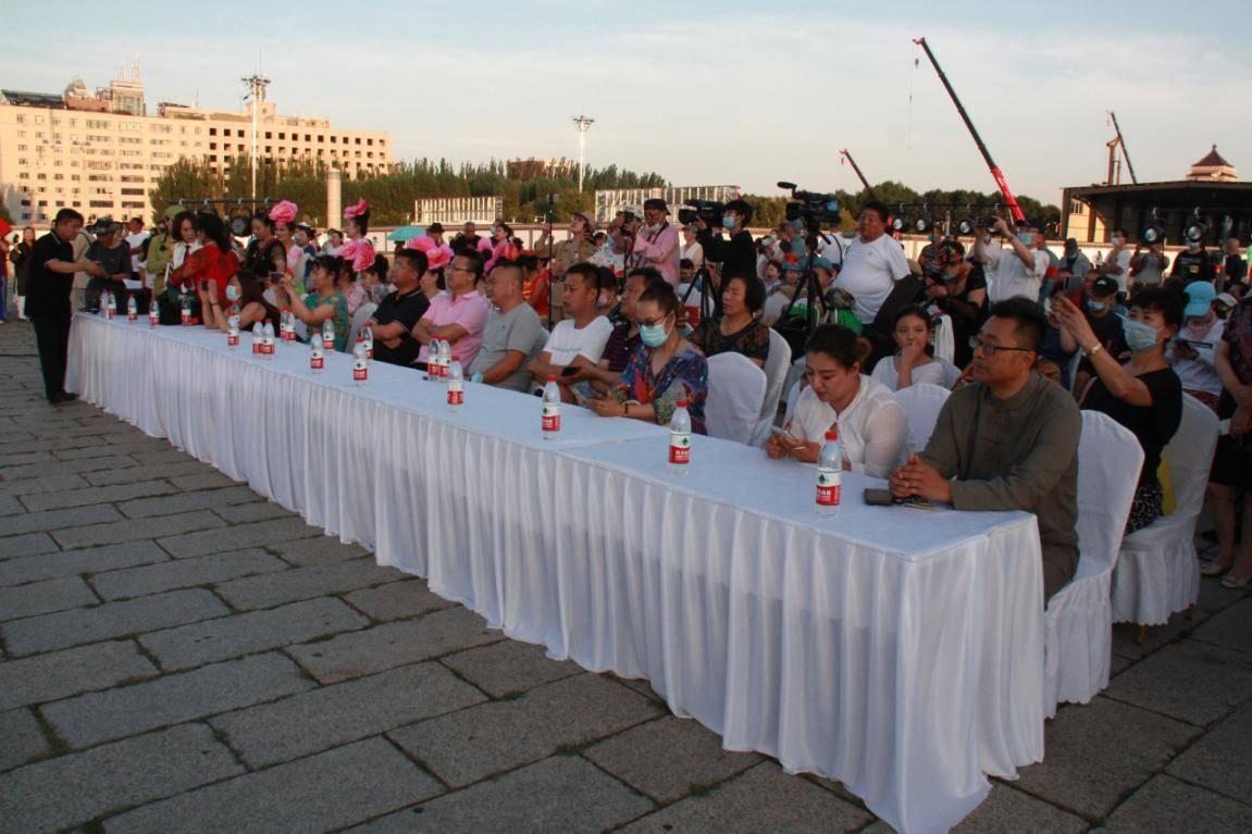 长春市朝阳区清和街道垃圾分类庆八一文艺汇演