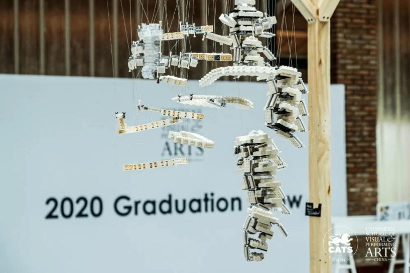 赴一场青春与艺术之约 2020剑桥艺术中国CSVPA China毕业展
