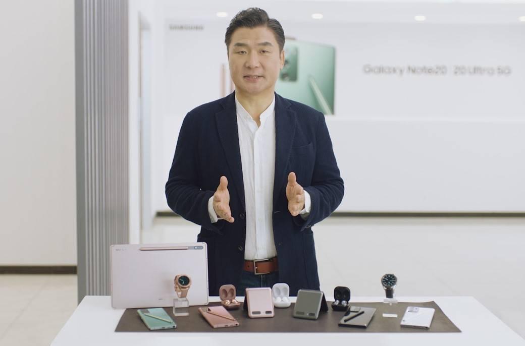 构建5G未来生态 三星Galaxy Note20系列领衔多款新品登陆中国