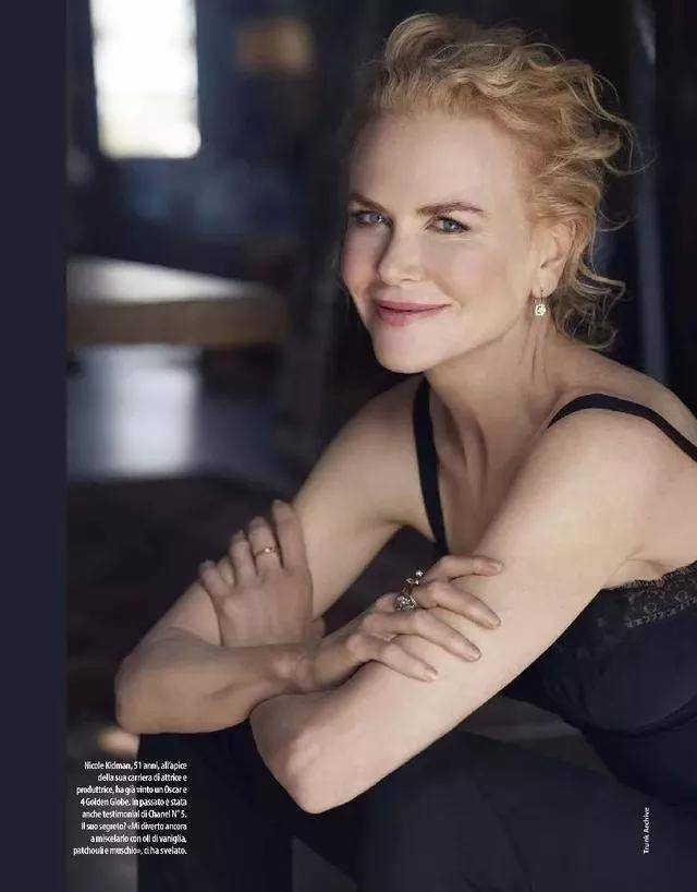 揭秘50岁女性年轻貌美的秘诀